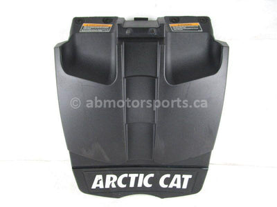 A used Snow Flap from a 2014 M8 HCR Arctic Cat OEM Part # 6606-394 for sale. Arctic Cat snowmobile parts? Our online catalog has parts to fit your unit!