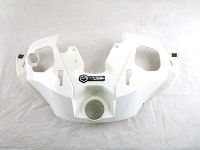 A used Console Upper from a 2014 M8 HCR Arctic Cat OEM Part # 5706-556 for sale. Arctic Cat snowmobile parts? Our online catalog has parts to fit your unit!