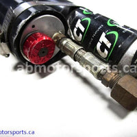 Used Arctic Cat Snow ZR 900 SNO PRO OEM part # 1704-266 rear shock for sale