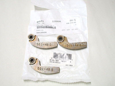 A new Primary Clutch Cam Arm for a 2000 Z 440 Arctic Cat OEM Part # 0746-501 for sale. Arctic Cat parts close to Edmonton? Sure! Shipping across Canada daily.