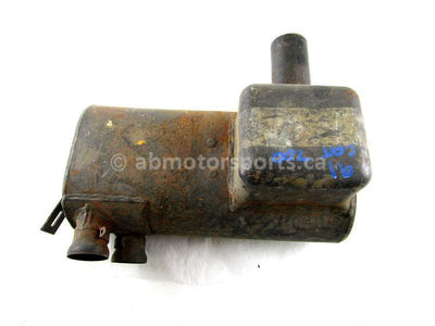 A used Muffler from a 1991 WILDCAT 700 Arctic Cat OEM Part # 0612-047 for sale. Arctic Cat snowmobile parts? Our online catalog has parts to fit your unit!