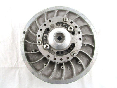 A used Secondary Clutch from a 2010 M8 SNO PRO Arctic Cat OEM Part # 0726-304 for sale. Arctic Cat snowmobile parts? Our online catalog has parts!