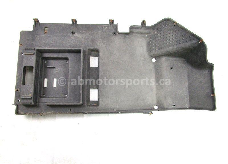 A used Left Floor Panel from a 2014 WILDCAT 1000 X LTD Arctic Cat OEM Part # 2416-517 for sale. Check out our online catalog for more parts!