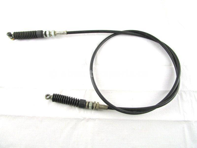 A used Shift Cable from a 2014 WILDCAT 1000 X LTD Arctic Cat OEM Part # 0487-090 for sale. Check out our online catalog for more parts!