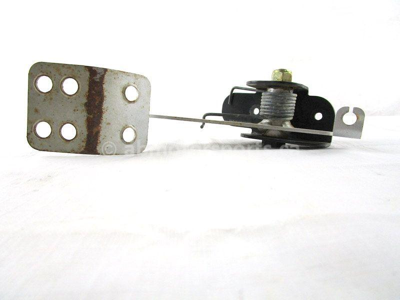 A used Brake Pedal from a 2014 WILDCAT 1000 X LTD Arctic Cat OEM Part # 2502-075 for sale. Check out our online catalog for more parts!