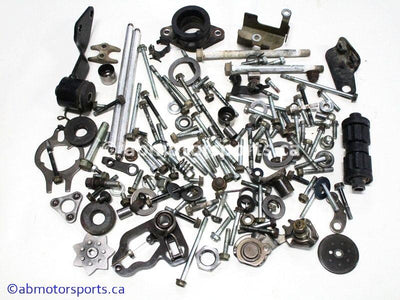 Used Honda TRX 450 FE ATV engine nuts and bolts for sale