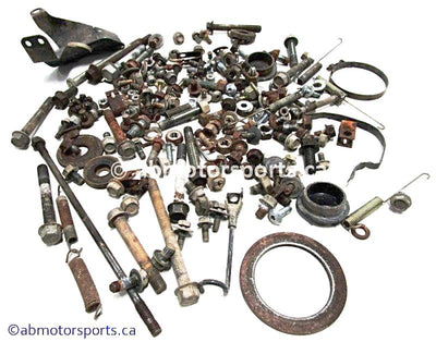 Used Yamaha BIG BEAR 350 ATV body nuts and bolts for sale