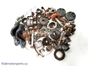 Used Honda RUBICON 500 ATV body nuts and bolts for sale