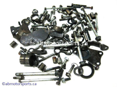 Used Honda TRX 300 FW ATV engine nuts and bolts for sale