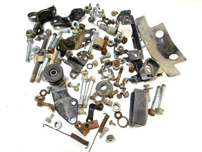 Assorted used Body and Frame Hardware from a 1998 Honda Foreman 400FW ATV for sale. Shop our online catalog. Alberta Canada! We ship daily across Canada!