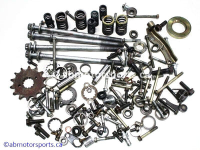 Used Polaris OUTLAW 500 ATV engine nuts and bolts for sale