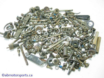 Used Polaris SPORTSMAN 500 HO ATV body nuts and bolts for sale