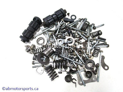 Used Honda TRX 400FW ATV engine nuts and bolts for sale