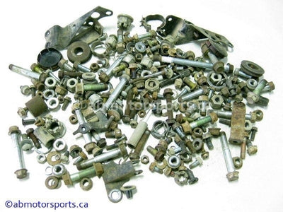 Used Honda TRX 400 FW ATV body nuts and bolts for sale
