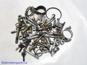 Used Polaris RMK 800 Snowmobile engine nuts and bolts for sale
