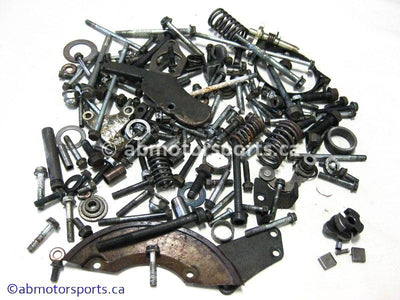 Used Honda TRX 300 ATV engine nuts and bolts for sale