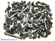 Used Honda TRX 300 ATV body nuts and bolts for sale
