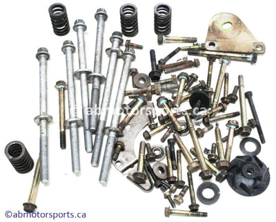 Used Polaris SPORTSMAN 800 ATV engine nuts and bolts for sale