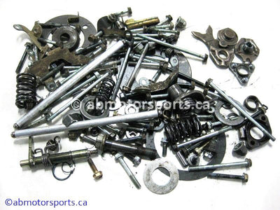 Used Honda TRX 350 FM ATV engine nuts and bolts for sale