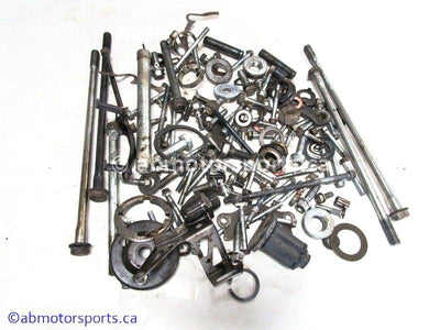 Used Yamaha ATV Kodiak 400 engine hardware for sale