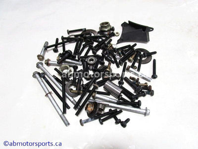 Used Arctic Cat 650 H1 ATV engine nuts and bolts for sale