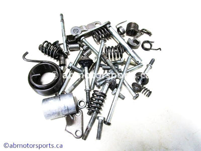 Used Honda XR 80 Dirt Bike engine nuts and bolts for sale