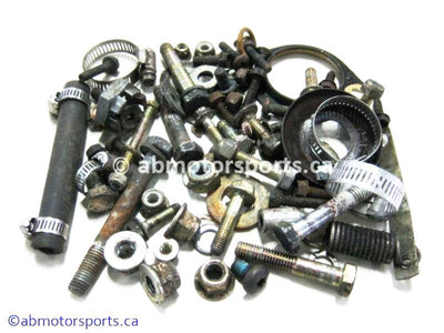 Used Ski Doo SUMMIT 800 X  Snowmobile engine nuts and bolts for sale