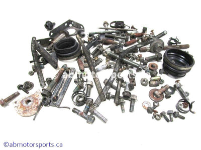 Used Yamaha VMAX 700 Snowmobile body nuts and bolts for sale