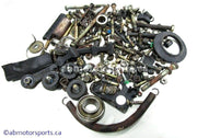 Used Arctic Cat COUGAR 500 Snowmobile body nuts and bolts for sale