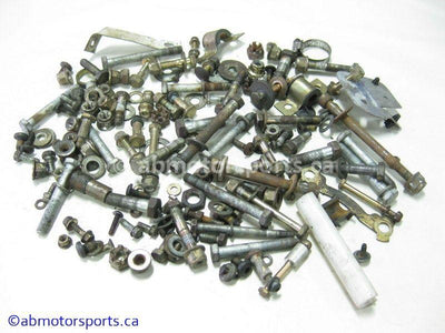 Used Ski Doo SUMMIT 600 HO Snowmobile chassis nuts and bolts for sale