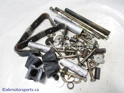 Used Polaris RMK 800 Snowmobile skid nuts and bolts for sale