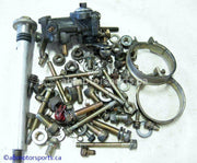 Used Polaris Trail RMK engine hardware for sale