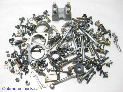 Used Arctic Cat MOUNTAIN CAT 900 Snowmobile body nuts and bolts for sale