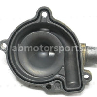 Used Can Am ATV OUTLANDER MAX 800 STD HO OEM part # 420222785 water pump housing for sale