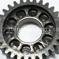 Used Can Am ATV OUTLANDER MAX 800 STD HO OEM part # 420281289 transmission gear set for sale