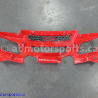 Used Can Am ATV OUTLANDER MAX 800 OEM part # 705001313 front grill for sale