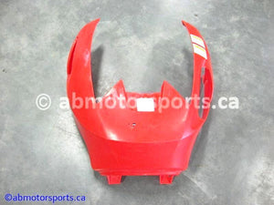 Used Can Am ATV OUTLANDER MAX 800 OEM part # 703500597 central cover for sale