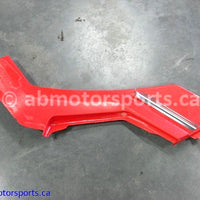 Used Can Am ATV OUTLANDER MAX 800 OEM part # 705001943 right side panel for sale