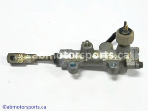 Used Can Am ATV OUTLANDER MAX 800 OEM part # 705600254 rear master cylinder for sale