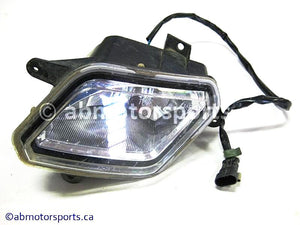 Used Can Am ATV OUTLANDER MAX 800 OEM part # 710000641 left head light for sale