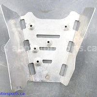 Used Can Am ATV OUTLANDER MAX 800 OEM part # 706200213 front left aftermarket a arm guard for sale
