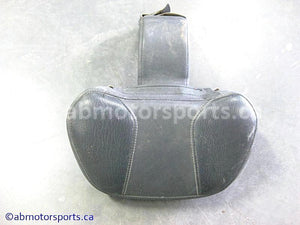 Used Can Am ATV TRAXTER MAX 500 XT OEM part # 708000301 backrest for sale