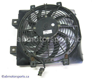 Used Can Am ATV TRAXTER MAX 500 XT OEM part # 709200112 fan for sale