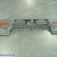 Used Can Am ATV TRAXTER MAX 500 XT OEM part # 705000709 rear bumper cover for sale