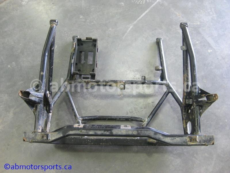 Used Can Am ATV TRAXTER MAX 500 XT OEM part # 705200546 frame extension for sale