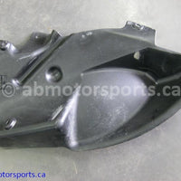 Used Can Am ATV TRAXTER MAX 500 XT OEM part # 705000134 front right inner fender for sale