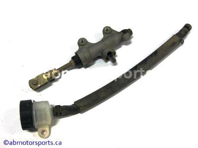 Used Can Am ATV TRAXTER MAX 500 XT OEM part # 705600347 rear master cylinder for sale