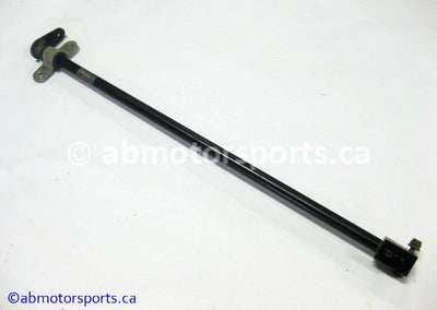 Used Can Am ATV TRAXTER MAX 500 XT OEM part # 705500431 lower gear shift linkage for sale