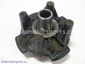 Used Can Am ATV TRAXTER MAX 500 XT OEM part # 705500254 rear left or front left and right hub for sale