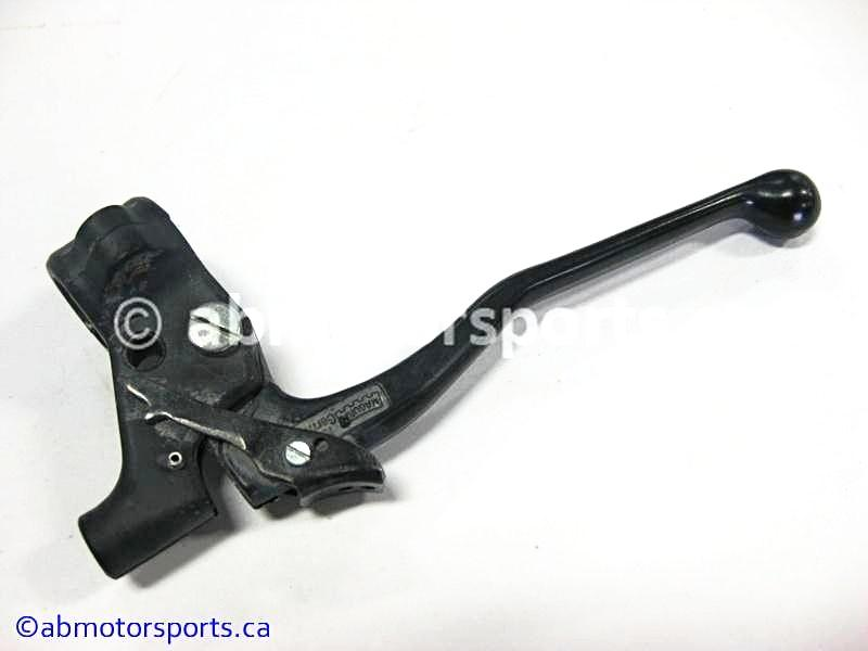 Used Can Am ATV TRAXTER MAX 500 XT OEM part # 705600011 brake lever for sale